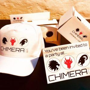 Chimera Baseball Caps