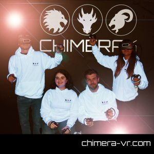 Chimera Hoodies